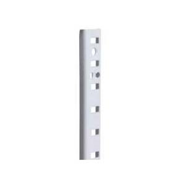 Shelving Hardware Kv 255 Pilaster Standards 96 Quot White
